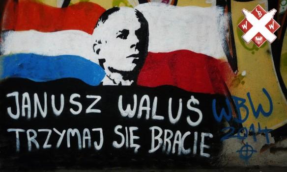 Janusz Walus - Trzymaj sie bracie