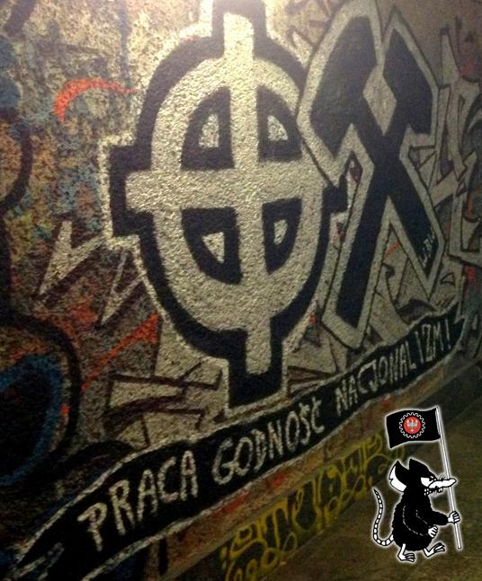 Nacjonaliści solidarni z Górnikami