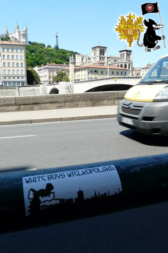 w Lyonie